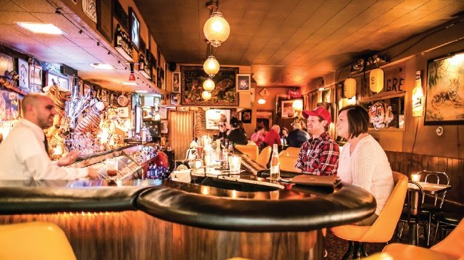 7 dive bars that are more than meets the eye