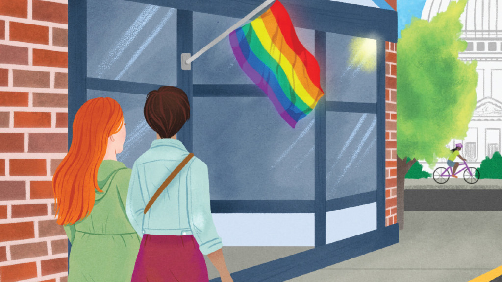 Local businesses adopt LGBT-friendly policies