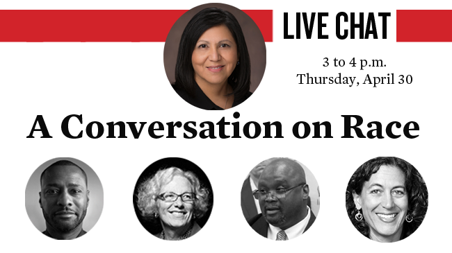 Live Chat with editor Karen Lincoln Michel