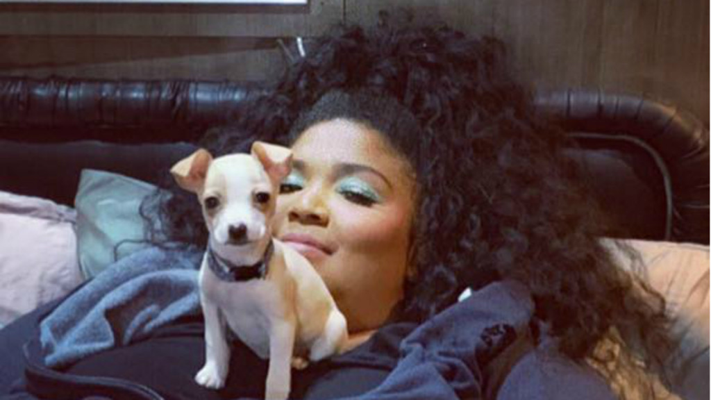 Lizzo came to Madison for a concert and left with an adopted dog