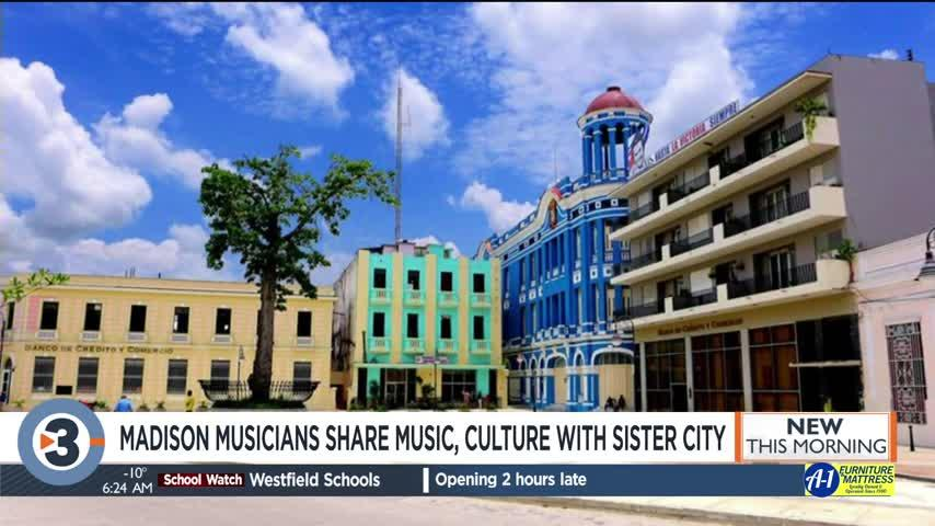 Local musicians connect with Madison's Cuban sister city