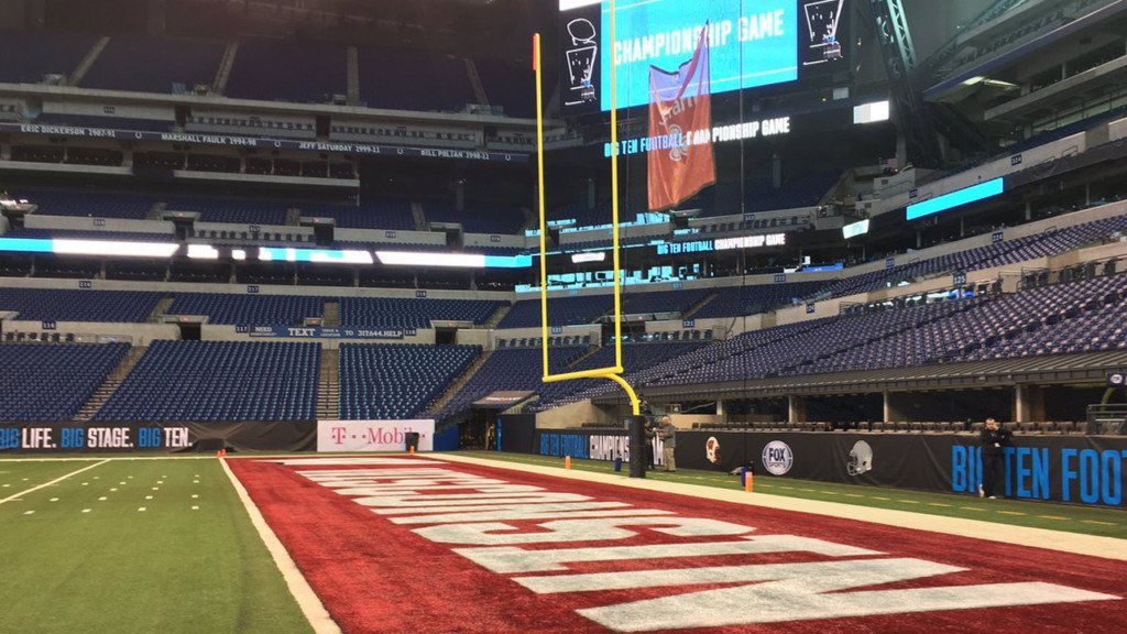 How to watch Big Ten Championship game