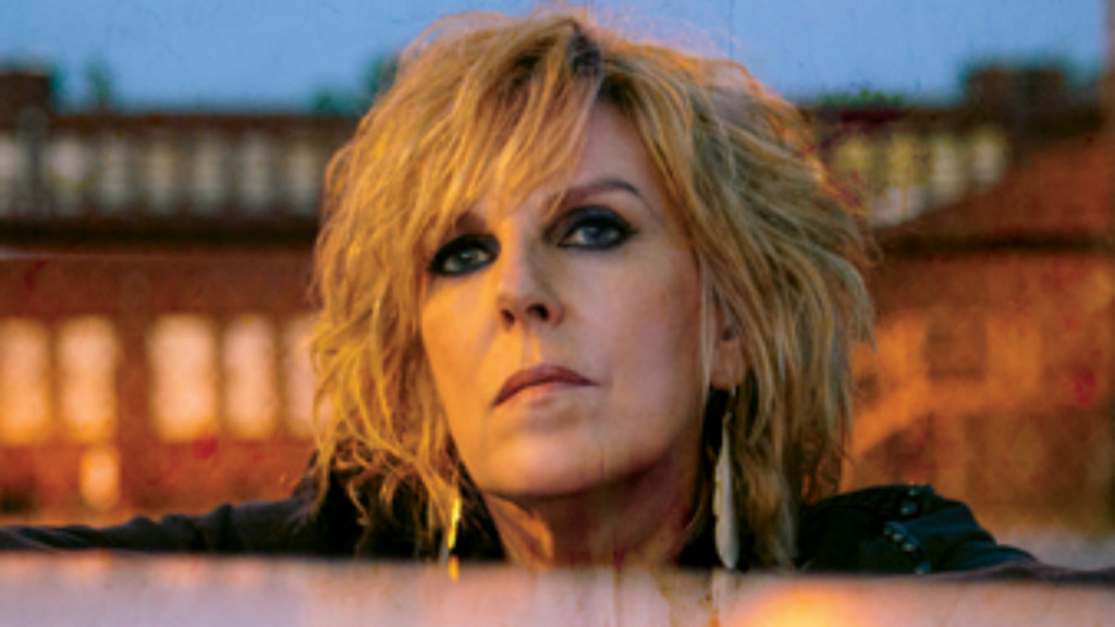 Folk rock singer Lucinda Williams to perform at Overture April 29