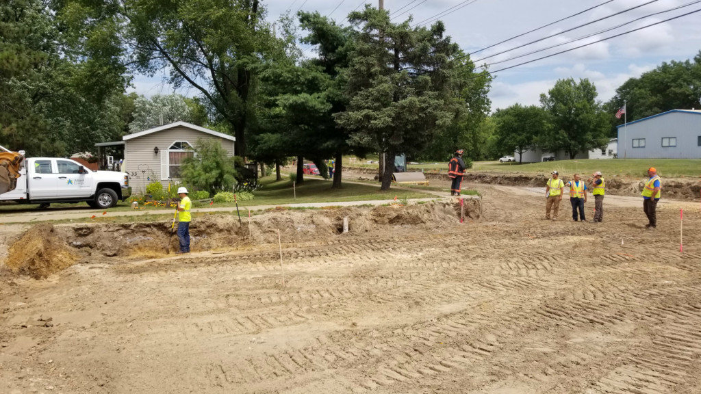 Evacuees return home, to work after contractor hits gas line in Reedsburg