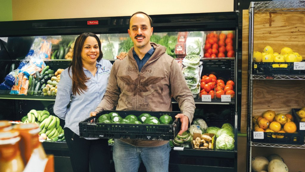 Luna's Groceries works to eliminate a food desert in Madison