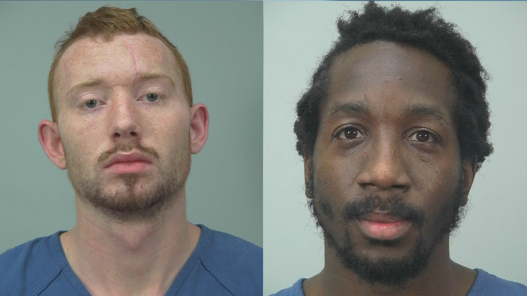 Attackers beat man sleeping at park and ride before stealing truck, police say