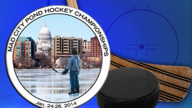 Pond hockey comes to Madison