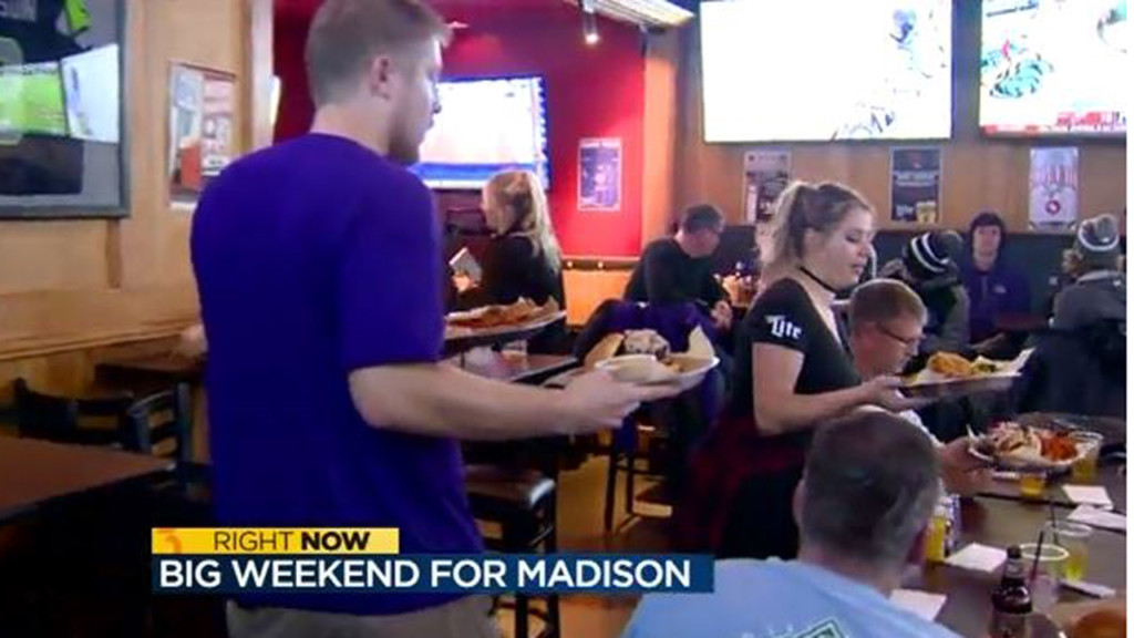 Madison bustling with big and lucrative events this weekend
