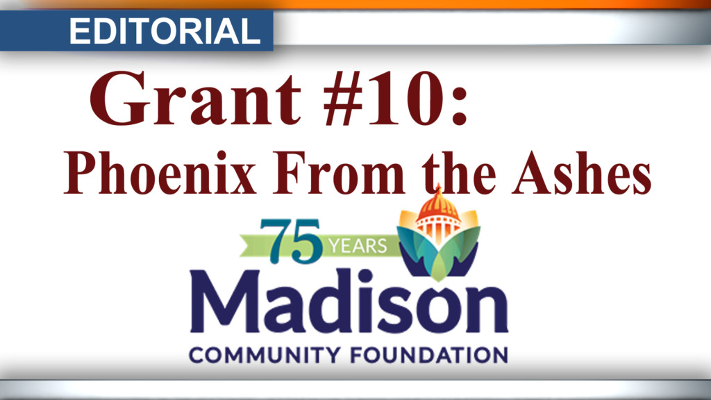 Editorial: Phoenix from ashes grant