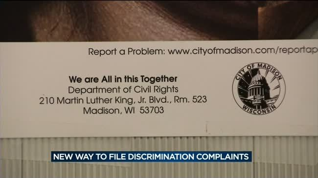 Madison Dept. of Civil Rights makes filing discrimination complaints easier