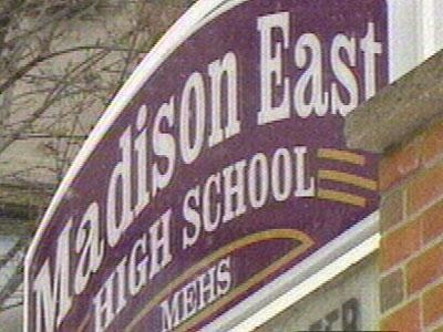 Fire extinguisher prompts report of smoke at East High School