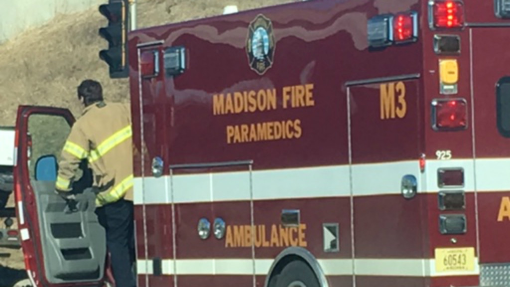 Hazmat teams clean up chemical spill on far west side