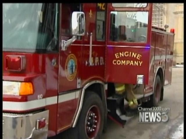 Sprinkler stops fire at senior living facility