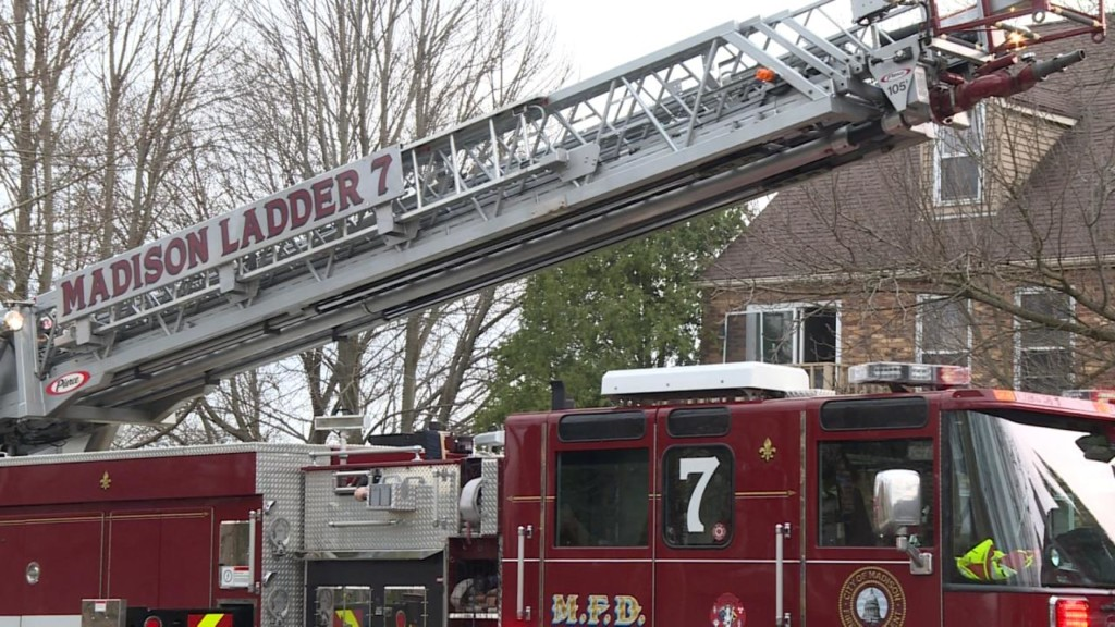 House fire caused by burning incense, deemed accidental
