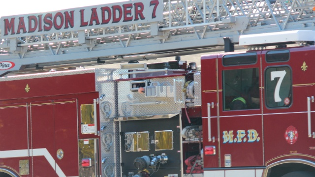 Fire causes $80K in damage to auto service center
