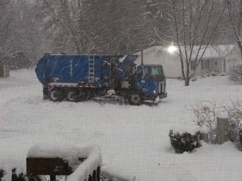 Garbage collection resumes in Madison Monday
