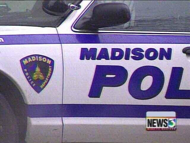 Madison Police Squad Car