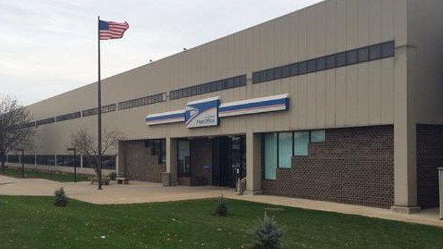 Outgoing mail operations move to Milwaukee in January