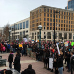 'Madison Resistance March' draws hundreds