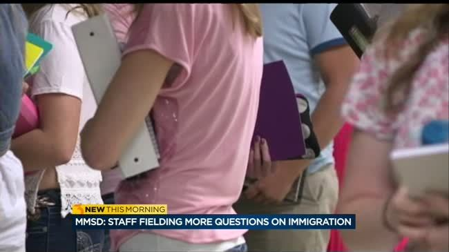 Madison school staff fields more questions about immigration