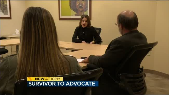 Survivor to advocate: Madison woman works to help others affected by domestic violence