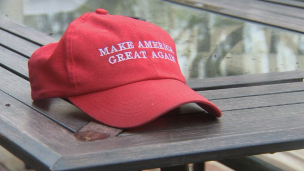 City employee asked not to wear MAGA hat to work; says others can wear Medicare For All pins