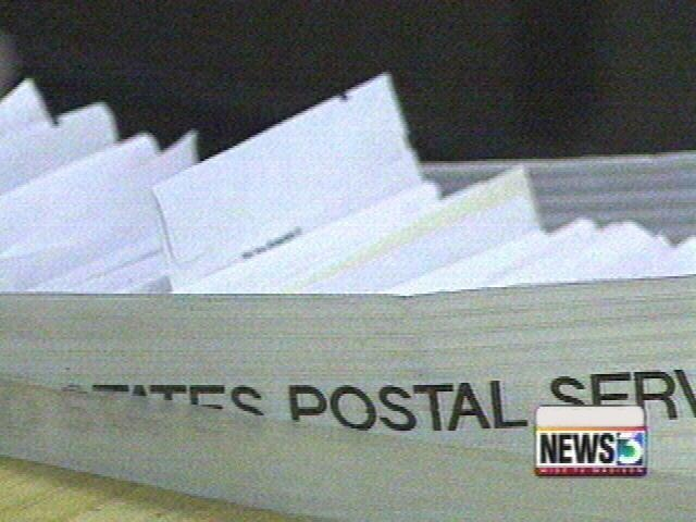 Postal carrier gets 1 year probation, fine for felony theft