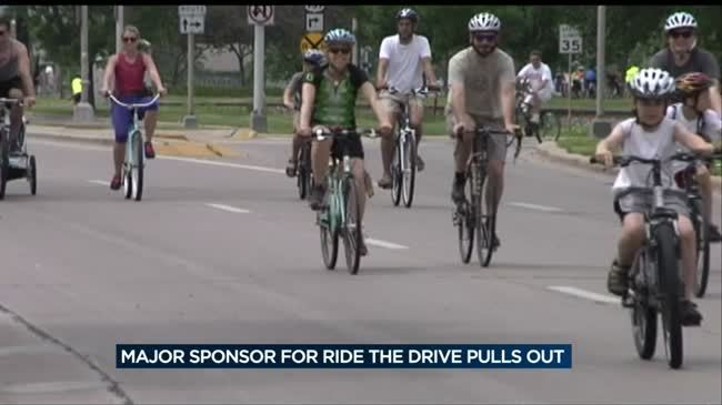 Major sponsor for Ride the Drive backs out