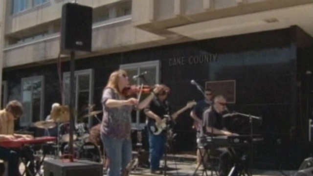 City-wide Make Music Madison festival goes all day Friday