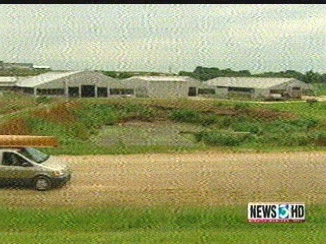3rd spill in 6 months reported at manure digester