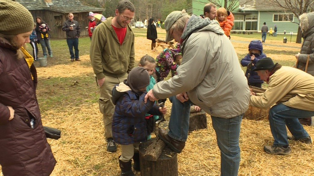 Maple Syrup Fest celebrates Wisconsin tradition