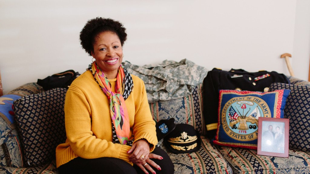 Marcia Anderson is a game-changing general