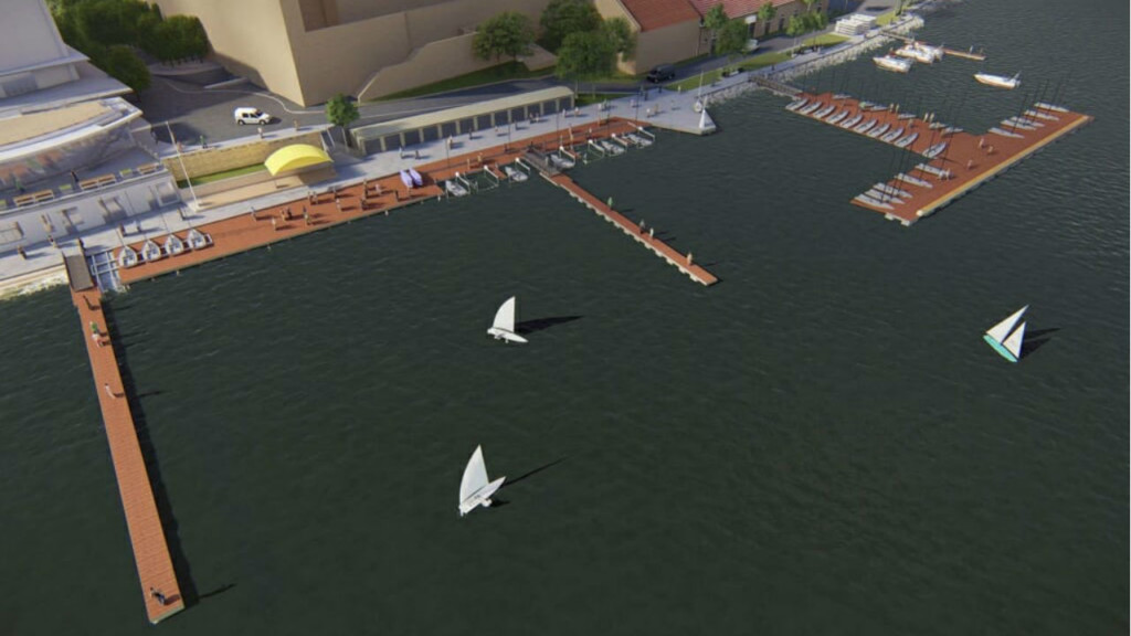Wisconsin Hoofers docks being retired, upgraded with 'Tong Family Marina'