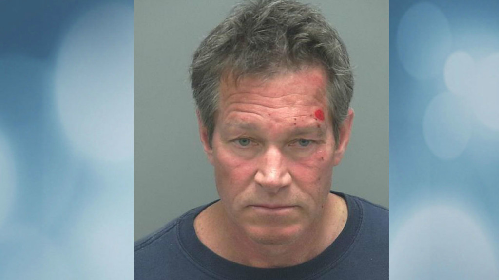 Man drives off road, arrested on suspicion of 4th OWI