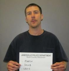 Janesville police arrest man for 7th OWI charge