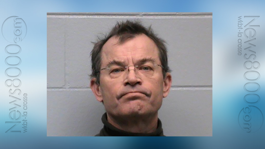 Man arrested for throwing nails in area driveways