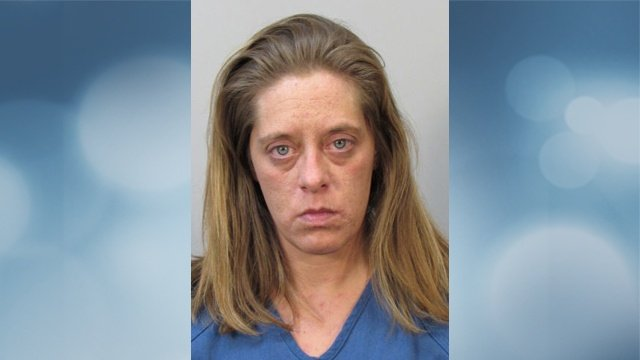 Woman found passed out in traffic suspected of heroin use