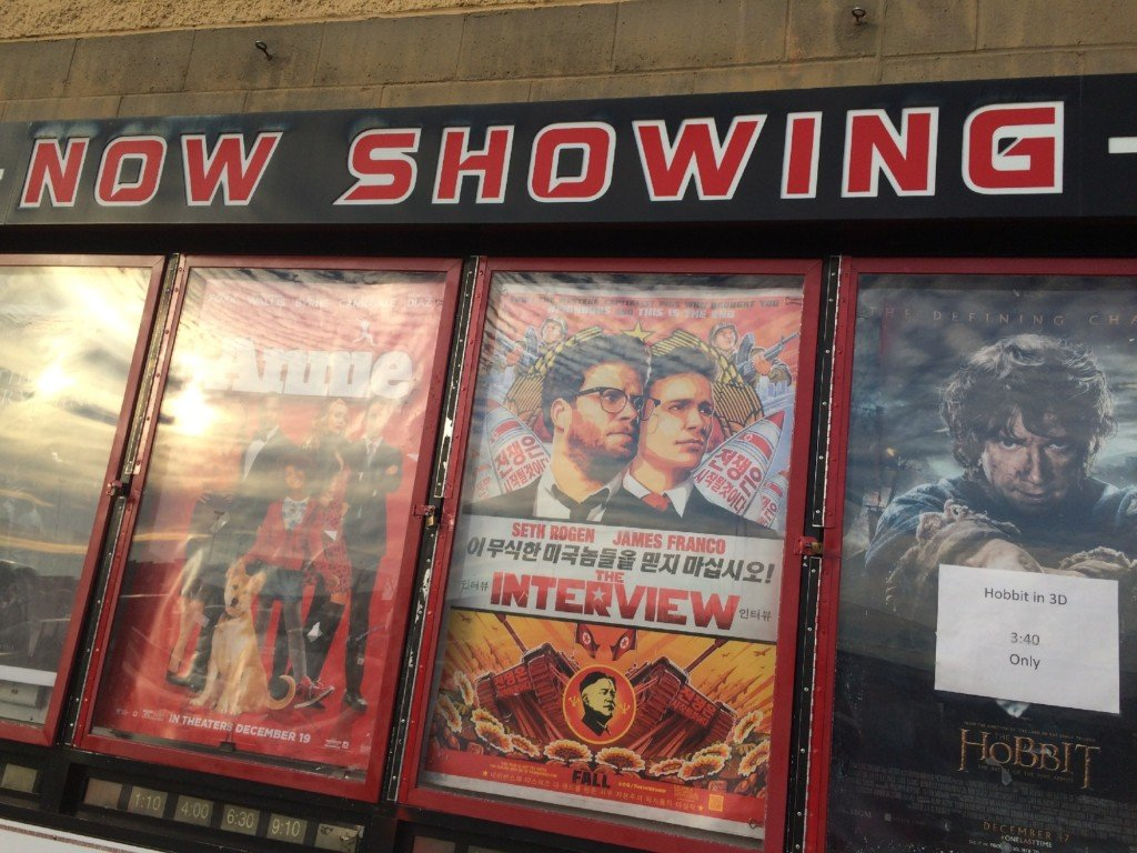 'Don't mess with freedom' say veterans attending Platteville's 'The Interview' showing