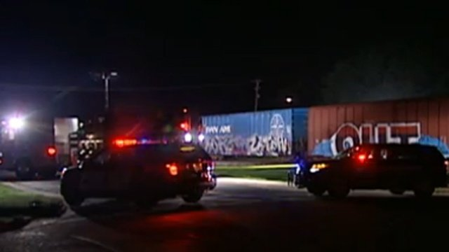 Pedestrian killed by train near McFarland
