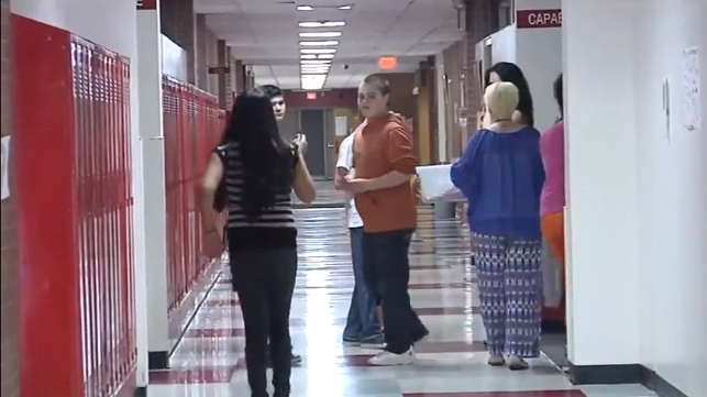 Rock County students pay it forward for the Day of Kindness