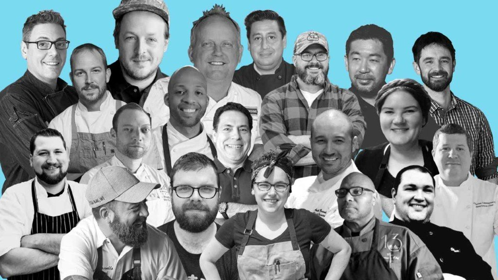 Meet 55 of Madison's chefs