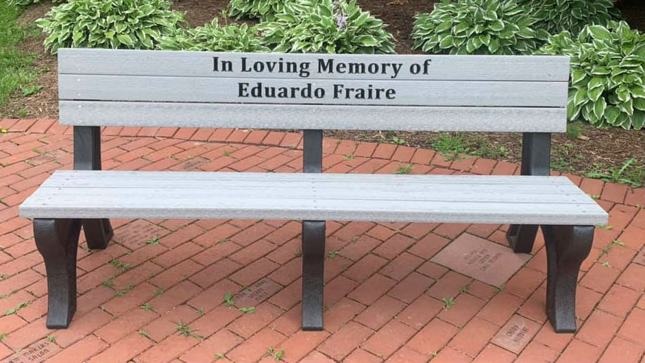Memorial bench to honor Belleville student killed weeks after graduation last year