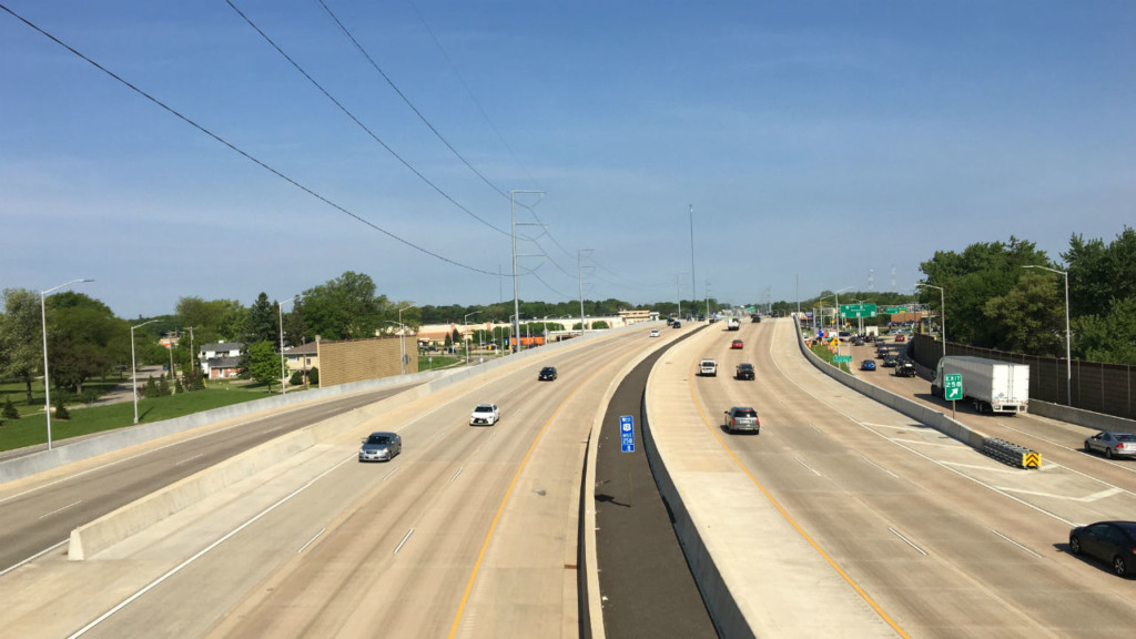 Construction projects on hold for holiday weekend