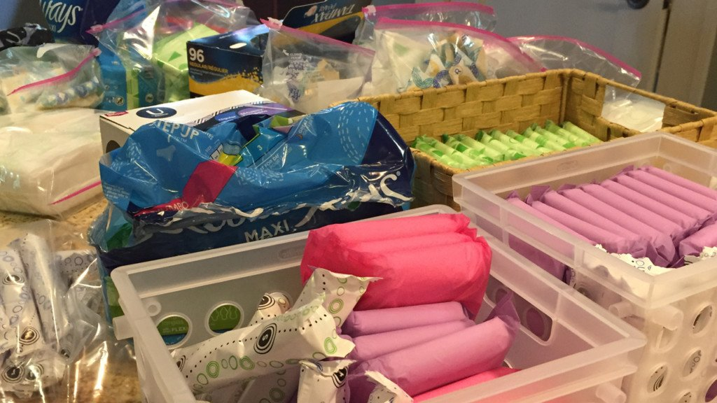 Pads, tampons would be offered for free in state, local buildings and schools under new bill