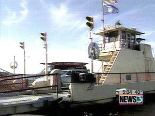 Merrimac Ferry reopens from repair closure