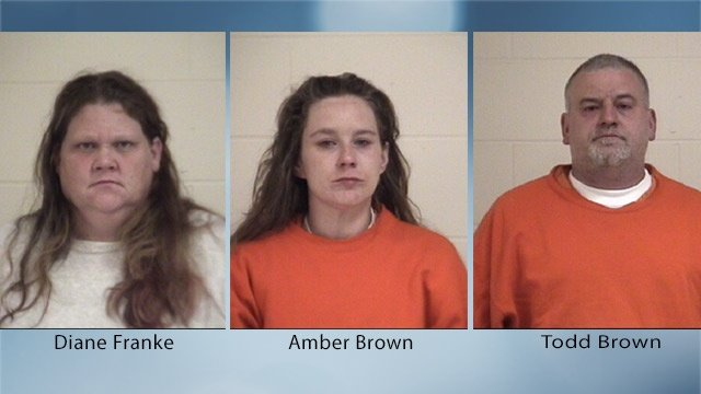 3 face charges related to manufacturing meth