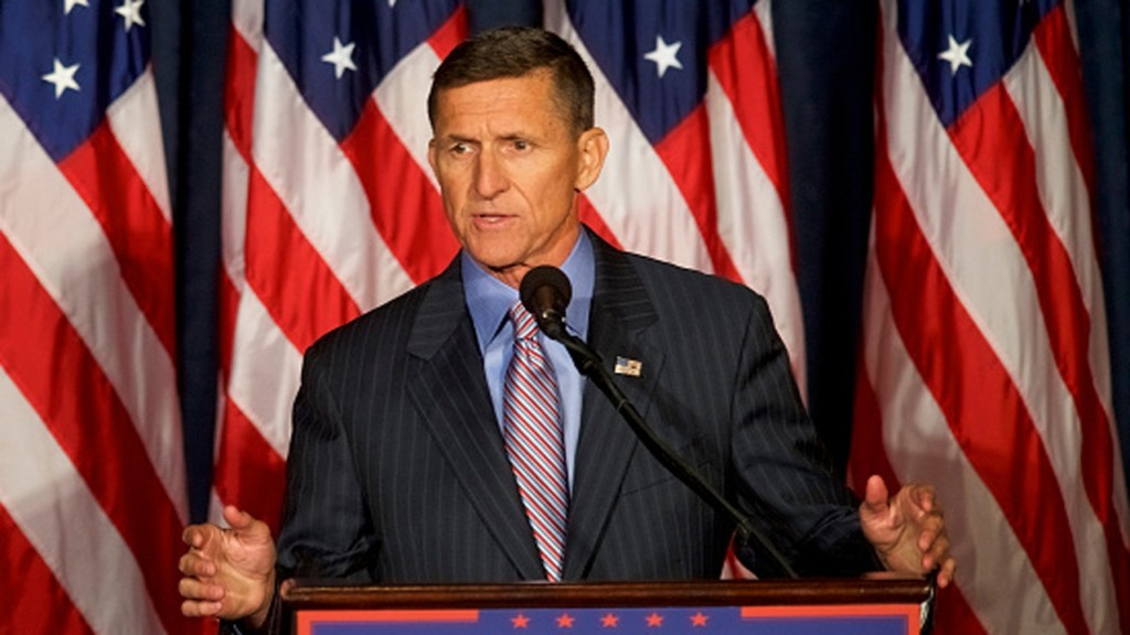 Flynn resigns amid Russia controversy