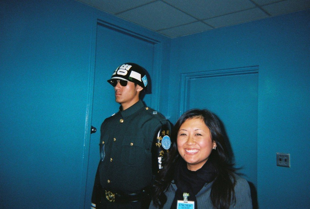 BLOG: Michelle Li's #TBT to the DMZ