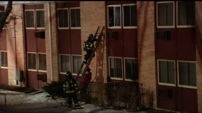 10 residents displaced in Middleton apartment fire