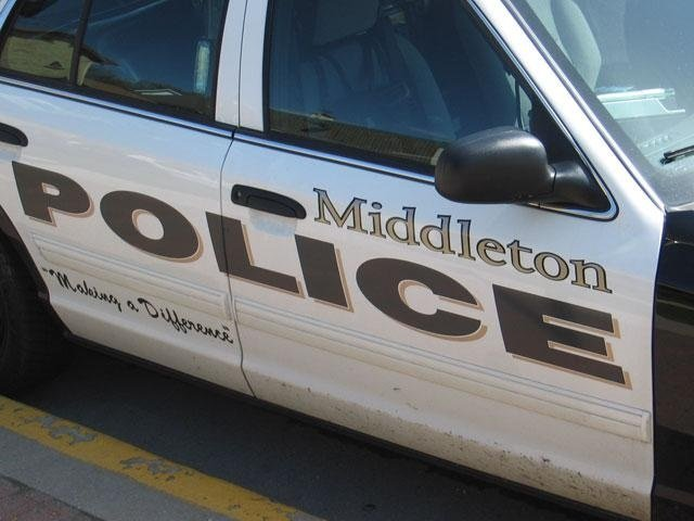 Middleton police seek possible hit-and-run driver